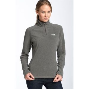 The North Face 'Glacier' Quarter Zip Pullover